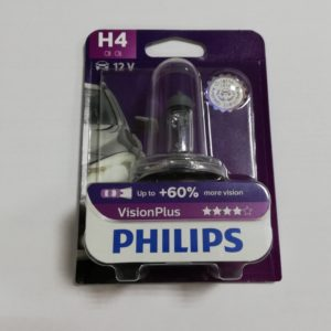 Лампа-12V-6055W-H4-PHILIPS-Vision-Plus