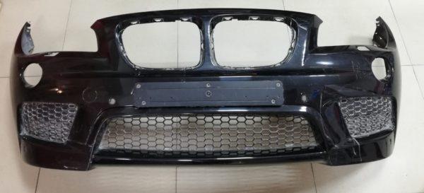 Бампер передний бмв х1 е84 М пакет 51118050464
