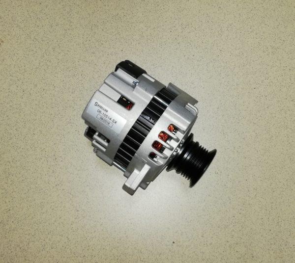 генератор 12V 85A со шкивом Daewoo Espero Cielo Nexia 1.5 95