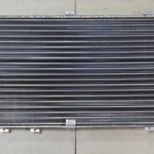 Радиатор охлаждения двигателя OPEL Astra H